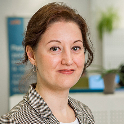Drs. Lidia Barberio